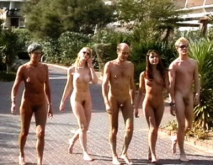 nudist friends